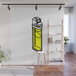 The Best Lighter Wall Mural