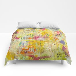 Raw Comforters