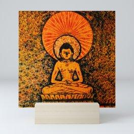 Hindu Meditaton 1 Mini Art Print