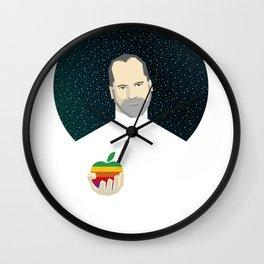 Steven Jobs / Apple Wall Clock