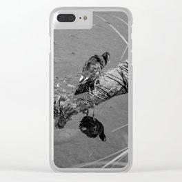 Spiegel / III Clear iPhone Case