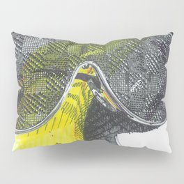 Banana Sunglass Pillow Sham