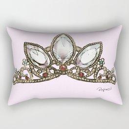 Rapunzel's Crown Rectangular Pillow