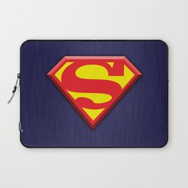 Super Hero Super Man Laptop Sleeve