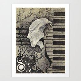Art of Noise.  Art Print