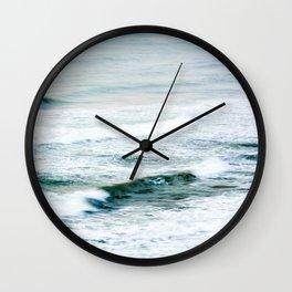 The fisherman I Wall Clock