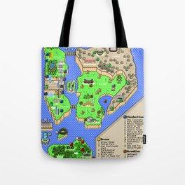 Super Mario NYC Tote Bag