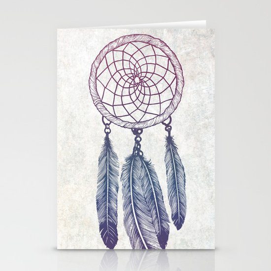 Catching Your Dreams Stationery Cards