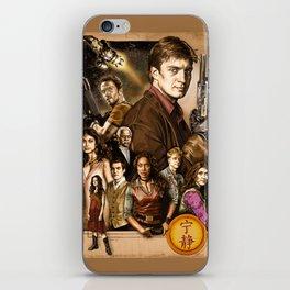 Firefly iPhone Skin