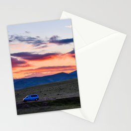 Minivan Stationery Cards
