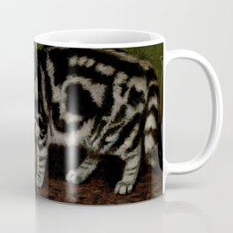Vintage Short-Haired Cats Painting (1903) Coffee Mug