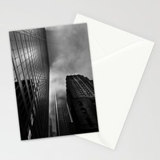 Downtown Toronto Fogfest No 4 Stationery Cards
