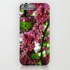 Flowers everywhere iPhone 6s Slim Case