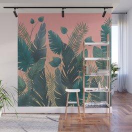 Tropical Garden II Wall Mural