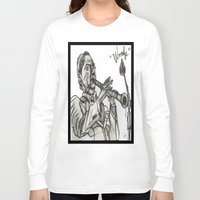 woody Long Sleeve T-shirts featuring WOODY by TATTZ4CARZ