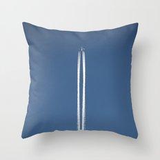Let's Travel Throw Pillow