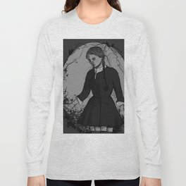 Wednesday Addams Long Sleeve T-shirt