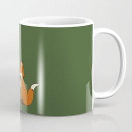 Fox couple Coffee Mug