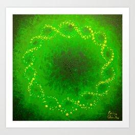 The prokaryotic chromosome Art Print