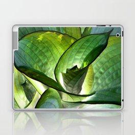 Hosta - Inverted Art Laptop & iPad Skin