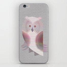 OWLY MOWLY iPhone Skin