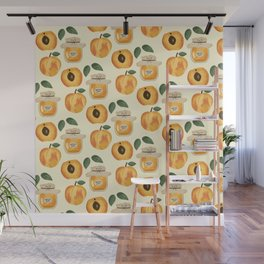 Apricot Jam Wall Mural