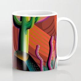 Gila River Landscape Coffee Mug