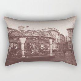 The Carousel Rectangular Pillow
