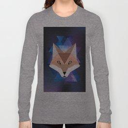 Galaxy Fox Long Sleeve T-shirt