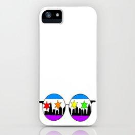 chicaGOggles Pride iPhone Case