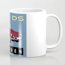 Citroen DS - La Belle Époque Coffee Mug