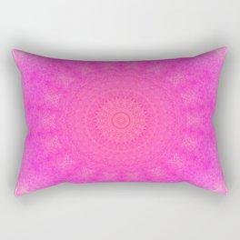 Very pink Rectangular Pillow