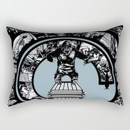 King Kong Rectangular Pillow