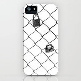 Key to my Heart. iPhone Case