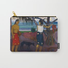 Under the Pandanus by Paul Gauguin Carry-All Pouch