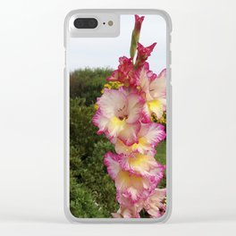 Glad to be the star of this photo! Clear iPhone Case