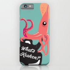 What's Kraken? Slim Case iPhone 6s