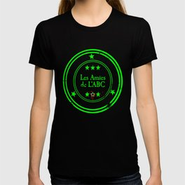 ABC Green (Black) T-shirt