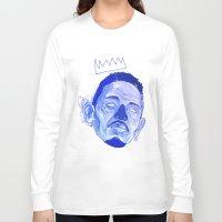 kendrick lamar Long Sleeve T-shirts featuring Kendrick Lamar by HUSKMELK
