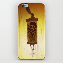 100% pure Kaiju Brain  iPhone Skin