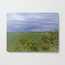 Northumberland by Train by FGW Metal Print