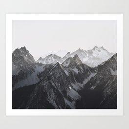 Find your Wild Art Print