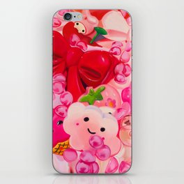 Thoughts on Being Agreeable iPhone Skin