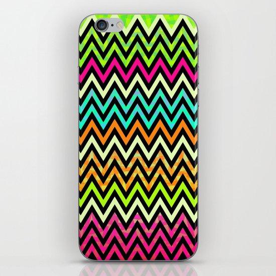 Chevron Mix #6 iPhone & iPod Skin