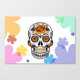 Scullart Canvas Print