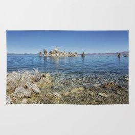 Mono Lake Tufa, No. 2 Rug