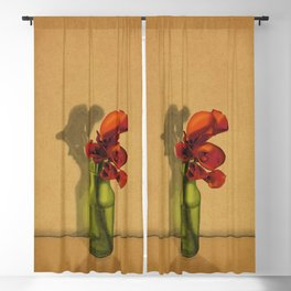 Calla lilies in bloom Blackout Curtain