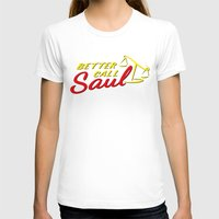 better call saul T-shirts featuring Better Call Saul by RobHansen