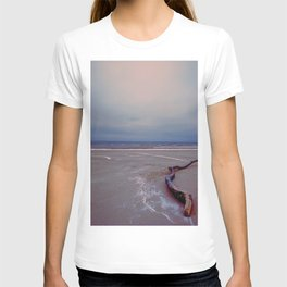 Logging by the sea T-shirt