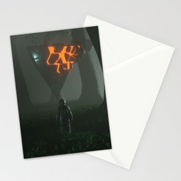 DISCOVERY Pt II: FRACTURED Stationery Cards